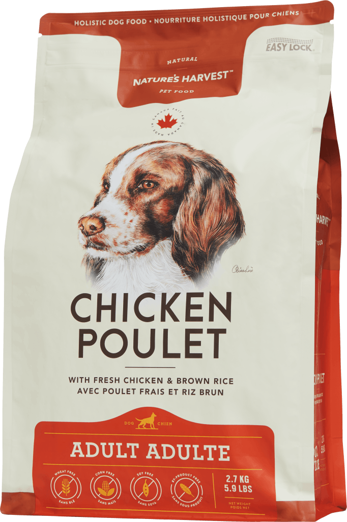 canine dry Adult 2.7kg