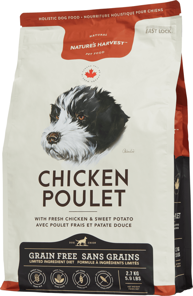 canine dry grain free Chicken 2.7kg