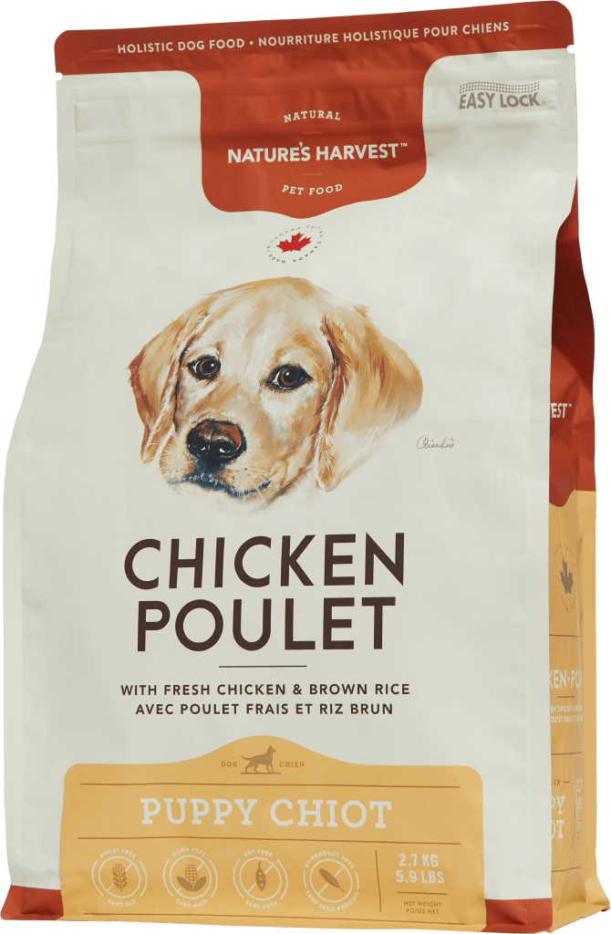 canine dry Puppy 2.7kg