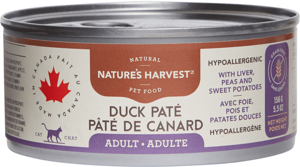 feline can Adult Duck 5.5oz