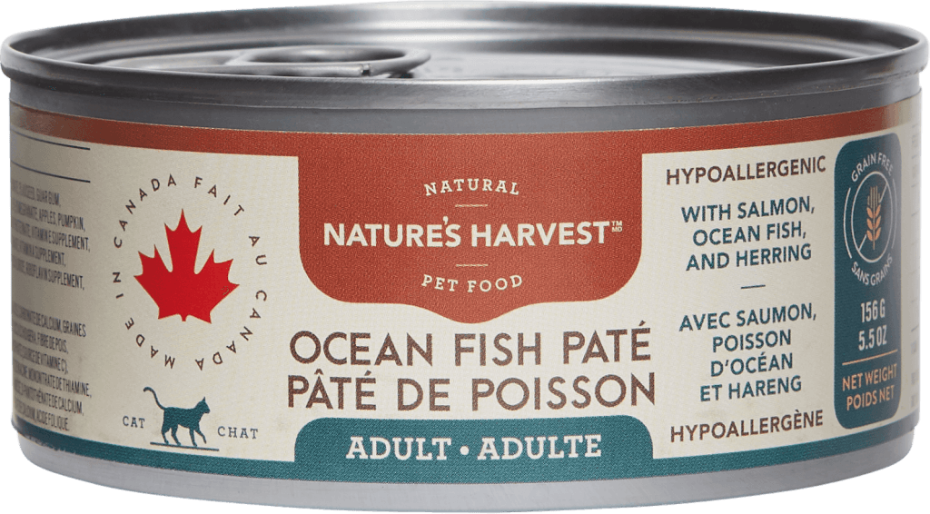 feline can Adult Ocean Fish 5.5oz