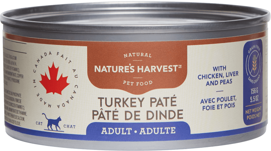 feline can Adult Turkey 5.5oz