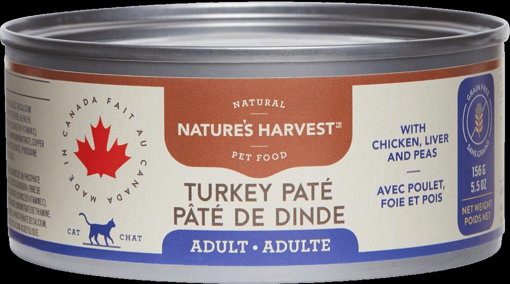 feline can Adult Turkey 5.5oz