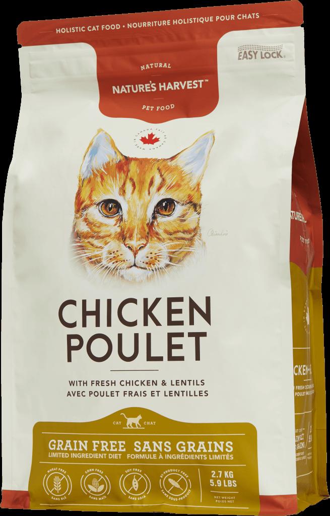 feline dry grain free 2.7kg